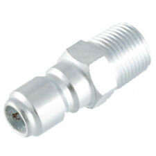 MTM Hydro 24.0076 Plated Steel QC Plug 3/8 MPT