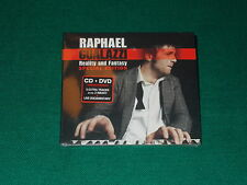 Raphael Gualazzi ‎– Reality And Fantasy cd + dvd