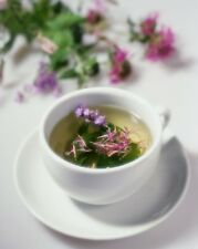 The ultimate collection of herbal tea remedies ebook + Resell rights Make money
