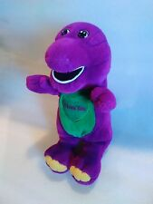 Barney The Dinosaur Plush Toy. Excellent Condition
