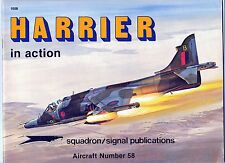squadron signal in action harrier