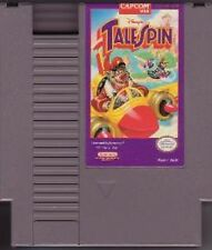 TALESPIN TALE SPIN ORIGINAL CLASSIC NINTENDO GAME SYSTEM NES HQ