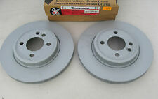 NEW ZIMMERMANN 34111502891 Front Brake Disc for Mini Cooper 2002-2007