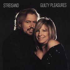 New: BARBARA STREISAND (w/Barry Gibb) Guilty Pleasures CD [A22]