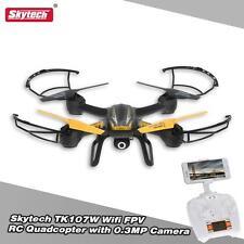 Original Skytech TK107W 2.4G 4CH Wifi FPV Altitude Hold Mode RC Quadcopter J1K1