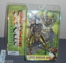 McFarlane Spawn Regenerated 2005 Lotus Warrior Angel Action Figure New Sealed