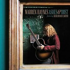 HAYNES WARREN ASHES & DUST CD NUOVO E SIGILLATO