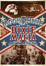 MOONSHINE & THE DIXIE MAFIA dvd History of Stock Cars Stills Southern Outlaws