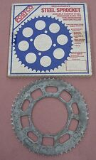NOS Honda 80 ATC185 81-82 ATC200 Steel Rear Sprocket 53T 520 AHRMA MX