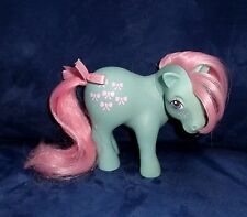 Rose: My Little Pony Vintage Bowtie #2 VERY GOOD G1