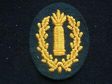 Ärmelabzeichen Wehrmacht Richtkanonier Nebelwerfer Artillerie WWII
