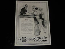 PUBLICITE - EAU DE COLOGNE - N° 4711  - 1930 - PRESSE - ADVERTISING