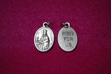 SAINT BARBARA MEDAL - ST BARBARA - PATRON TO FIREFIGHTERS