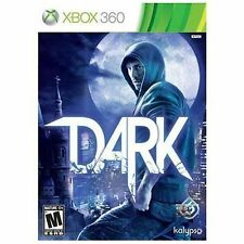 DARK 2013 XBOX 360 Horror Game VAMPIRES Complete Ln Mint