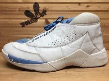 2001 Nike Air Jordan Camp 23 sz 13 White Columbia Blue 136068-141