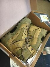 Bates Military Hot Weather Combat Hiker Boots E03612c Size Men's 8.5 Reg NEW
