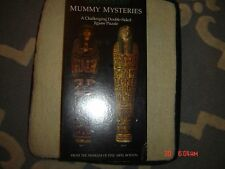 Mummy Mysteries 504 piece jigsaw puzzle REDUCED FOR EASTER
