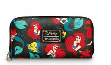 Disney Ariel Wallet The Little Mermaid Loungefly Licensed 2016 NEW RELEASE New