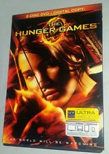 The Hunger Games (DVD, 2012, 2-Disc Set) NO DIGITAL COPY. NEW