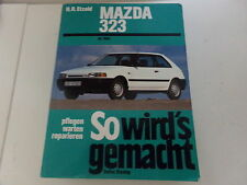 Reparaturanleitung Mazda 323 Combi / Compact ab 1985-94  So wird´s gemacht