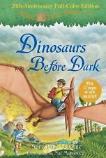 Magic Tree House #1: Dinosaurs Before Dark c2012, NEW Hardcover Full-Color