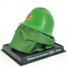 Fire Helmets Lead Metal - 2002 - China ER37