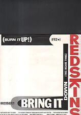 """REDSKINS - bring it down  EP 12"""""""