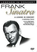Frank Sinatra: Legends in Concert New DVD
