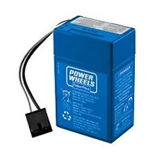 Power Wheels Harley Davidson Lil Motorcycle B1503 6 Volt Rechargeable Battery