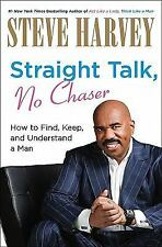 Steve Harvey - Straight Talk No Chaser Signed (2010) - New - Trade Cloth (H