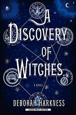 A Discovery of Witches-ExLibrary