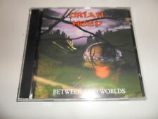 Cd   Uriah Heep  ‎– Between Two Worlds