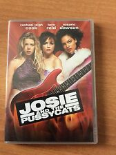 JOSIE AND THE PUSSYCATS  FILM DVD