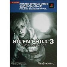 Silent Hill 3 Official Guide & Art Book / Lost Memories - Silent Hill Chronicle