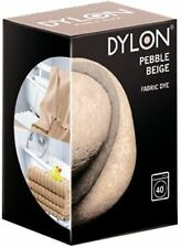 Dylon machine fabric dye 200g PEBBLE BEIGE FABRIC DYE