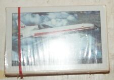 TWA Lockheed 1011 Playing Cards Collector's Series New Sealed Deck 1972