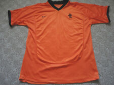 Authentic Nike Holland Netherlands World Cup Soccer Shirt Football Jersey Game U