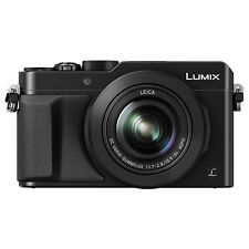 Panasonic Lumix DMC-LX100 12.8MP 4K Digital Camera 3.1x Optical Zoom WiFi Black