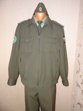 Russia army military  daily uniform air force Lieutenant  officer  200X