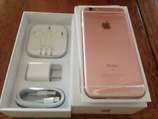 NEW Rose Gold iPhone 6S 64GB Factory UNLOCKED TMobile AT&T Straight Talk + WORLD