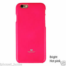 Genuine Mercury Goospery Fluorescent Bright Hot Pink Case Cover For iPhone 6/6s
