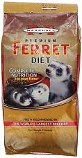 Marshall Premium Ferret Diet by Marshall Pet Products Size: 7-Pound Bag NEW