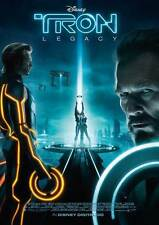 """TRON LEGACY Movie Poster [Licensed-NEW-USA] 27x40"""" Theater Size (2010) DISNEY"""