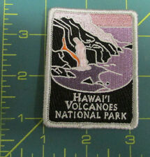 New Traveler Series Patch Hawai'i Volcanoes National Park - Embroidered Patch