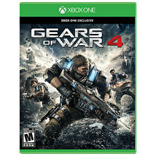 Gears of War 4 Xbox One Bonus Gears Of War 1&2 included fast shipping w/ confirm