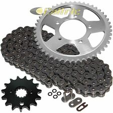 O-Ring Drive Chain & Sprockets Kit Fits SUZUKI VZ800 Marauder 800 1997-2004