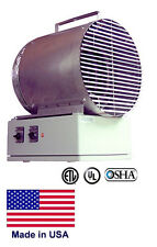 PORTABLE ELECTRIC HEATER Coml/Ind - Fan Forced - Washdown - 25 kW - 600V - 3 Ph