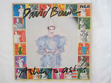 Single / DAVID BOWIE / 1980 / TOP RARITÄT / ASHES TO ASHES  /