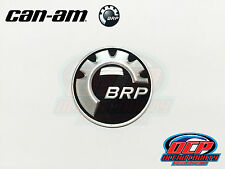 NEW GENUINE CAN-AM OUTLANDER MODELS OEM 48MM ROUND LOGO DECAL EMBLEM 516006887