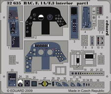 EDUARD 32635 Interior S.A. for Trumpeter® Kit BAC Lightning F.1A/F.3 in 1:32